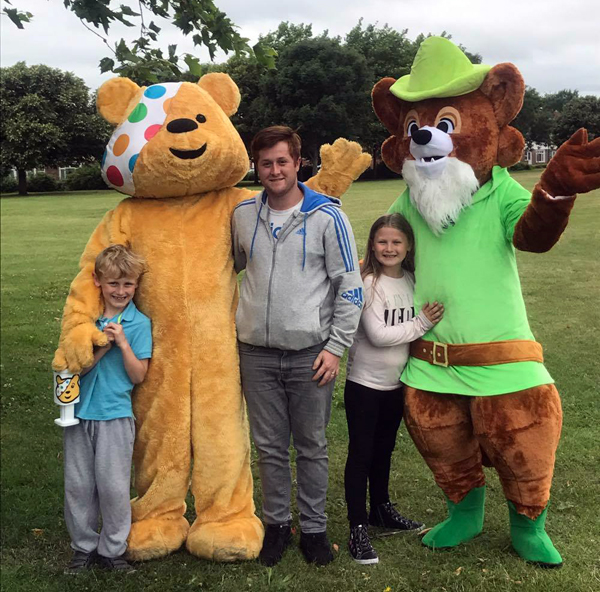 Pudsey Picnic in the Park 1